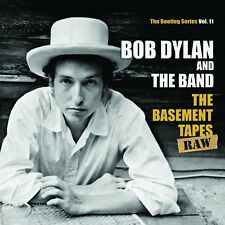 Bob Dylan and The Band - The Basement Tapes Raw Bootleg Series 11 (NEW 2 CD SET)