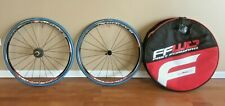 Fulcrum Racing 5 Evolution Wheelset With Wheelbag, Cassette, and Tires