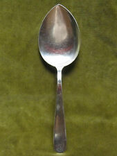 Pelle à glace metal argente christofle Dax (christofle ice cream serving spoon)