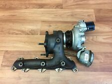 Audi A1 1.4 Tfsi Turbo charger + actuator + manifold for CAXA engine 03C145702C