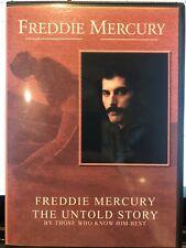 Freddie Mercury - The Untold Story: Dvd - Oop - All Region - Rare!