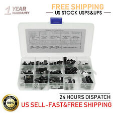150 Pcs Integrated Circuit Chip Assortment Kit Opamp oscillator pwm PC817 NE555