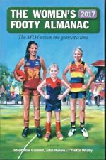 The Women's Footy Almanac 2017 AFLW ~ ed. by Connell, Harms & Wroby