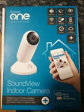 NEW SwannOne SWO-SVC01K Soundview Indoor WiFi Camera UK