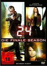 6 DVD-Box ° 24 - Staffel 8 ° NEU & OVP ° [Season Eight]