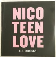 BB BRUNES : NICO TEEN LOVE -  [ CD SINGLE PROMO ]