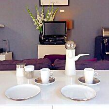 KPM - Mokkaservice/ Coffee set - STAMBUL - Wolf Karnagel - Porzellan/ Porcelain