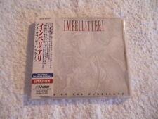 "Impellitteri ""Eye of the Hurricane"" 1997 cd  Printed in Japan VICP-60167  New"