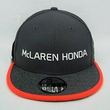 New Era Men's McLaren Honda F1 Team Fernando Alonso 950 Snapback Cap - S/M
