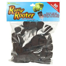 General Hydroponics Rapid Rooter Replacement Plugs 50 Count -gh cloning seed