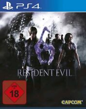 resident evil 6 ps4 ( Sony PlayStation 4) NEUWARE Versiegelt