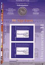 BRD Bund Numisblatt 3/2002 - Documenta 11