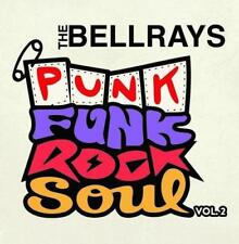 The Bellrays - Punk Funk Rock Soul, Vol 2 (Colour) (NEW VINYL LP)