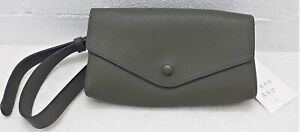 Women's Magnetic Closure Fanny Pack Hip Belt bag Green Size 2-18 Free Shipping