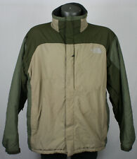 The North Face Hyvent Poly-fill Puffer Jacket Coat Green Mens XL mountain
