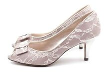 GRACELAND Pumps Gr. 37 UK 4 Beige Damen Schuhe TOP Kaum getragen
