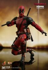 1/6 HOT TOYS MMS490 MARVEL DEADPOOL 2 DEADPOOL WADE WILSON ACTION FIGURE