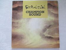 Fatboy Slim - Champion Sound - Single CD (3 Tracks) Cardboard Sleeve