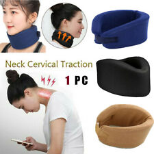 Foam Cervical Collar Neck Brace Support Shoulder Pain Relief Therapy S/M/L