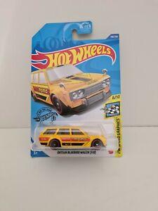 Hot wheels Kroger USA Exclusive Datsun Bluebird Wagon 510 8/10 Momo