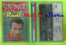 MC SERGIO MAURI Cantando all'italiana italy DV SIGILLATA SEALED cd lp dvd vhs