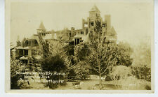 1930 RPPC Postcard of the Winchester Mystery House in San Jose CA