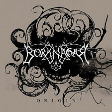 FREE US SHIP. on ANY 2 CDs! ~Used,VeryGood/Good CD Borknagar: Origin
