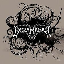 FREE US SH (int'l sh=$0-$3) USED,MINT CD Borknagar: Origin