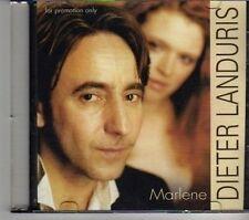 (CR198) Dieter Landuris, Marlene - 2006 DJ CD