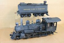 BACHMANN SPECTRUM RADIO CONTROL G GAUGE WEATHERED 4-6-0 LOCOMOTIVE 26 np