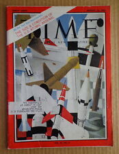 TIME magazine A23 1963 U.S. ATOMIC ARSENAL-Civil Rights