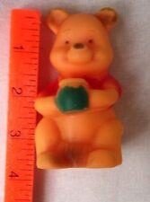 Vintage Disney Sears Winnie The Pooh Squeeky Baby Toy