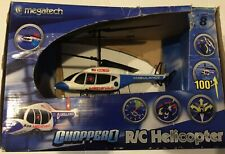 Megatech Chopped 1 Ambulance Rc Helicopter Ages 8 To Adult
