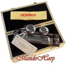 Hohner Historic Harmonica - 2260 Echobell Tremolo (C) NEW