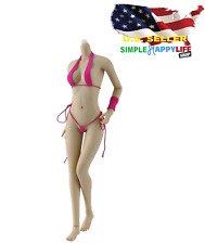 "1/6 Sexy Bikini Lingerie Swimming Set for 12"" PHICEN Female Figure Doll"