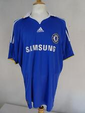 CHELSEA Maillot Domicile 2008-09 ADIDAS Taille XXL 467 P