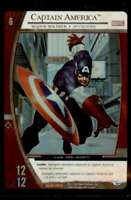 2005 Vs System Captain America #MAV-004