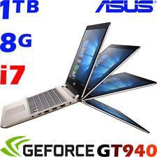"ASUS VivoBook Flip TP501UQ Core i7-7500 8GB 1TB 15.6"""
