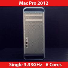 Mac Pro 2012   3.33GHz 6-core   32GB   2TB  HDD   ATI 5770 1GB