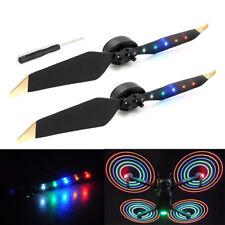2PCS Propellers LED Light Accessories Night Fly Kit For DJI Mavic Pro Platinum