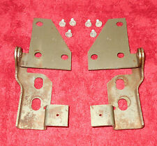1965 1966 1967 1968 1969 1970 Mustang Shelby ORIG FASTBACK FOLD DOWN SEAT HINGES
