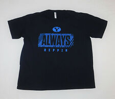 Byu Cougars 'Always Reppin' Brigham Young University Football Shirt Sz Men's 3Xl
