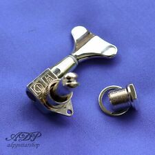 1xRight Side Mecaniques Basse styleGotoh Chrome Compact Bass Tuners