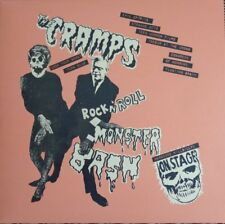 The Cramps Rock'n'Roll Monster Bash LP Ill Eagle Records black vinyl rock n roll