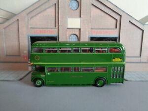 EFE 32001 AEC RCL ROUTEMASTER COACH GREEN LINE ROUTE 723A TILBURY FERRY 1/76 B3