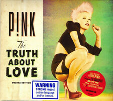 P!nk ‎– The Truth About Love CD Deluxe Edition Digipak NEW Australia PINK
