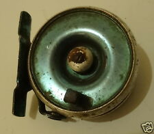 @ N°3 ANCIEN MOULINET DE PÊCHE EN ALUMINIUM. PEERLESS PROFILE . FONCTIONNE
