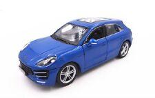 Bburago 1:24 Porsche Macan Diecast Model Sports Racing Car Toy NEW IN BOX