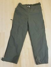 H. Winnen German Military Army Issue Fleece Lined Extreme Weather Zip Off Pants