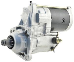 Starter Motor-Auto Trans Wilson 91-03-2807 Reman